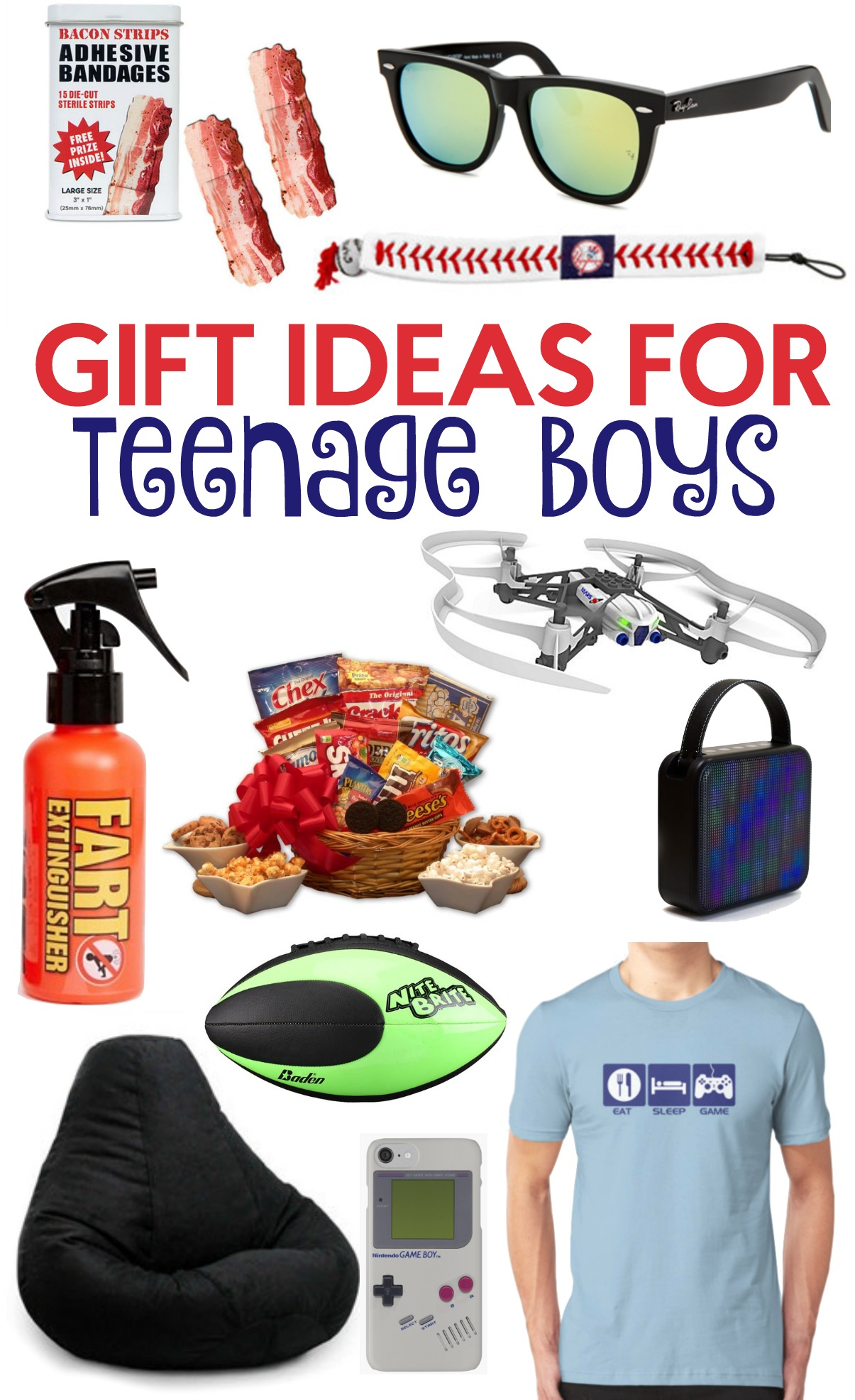 The Perfect T Ideas For Teen Boys
