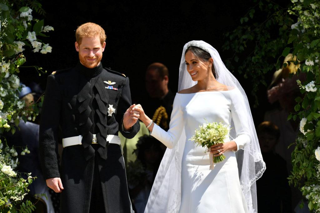 a8b94d2ef Photos Hollywood Meets History At Prince Harry And Meghan Markles Royal  Wedding ...