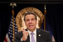 New York Gov. Cuomo Threatens to Close Churches and Synagogues if They Don't 'Agree to Follow the Rules' Amid Resurgence in Coronavirus Cases