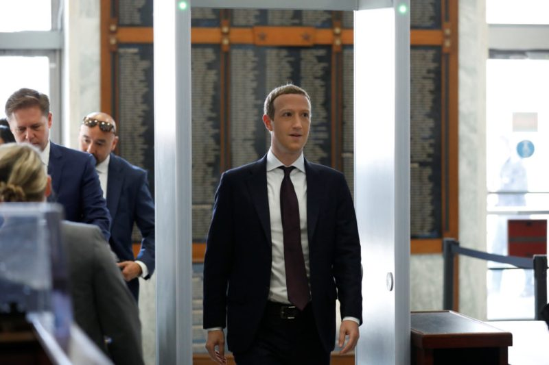 WATCH LIVE: Zuckerberg testifies about Facebook