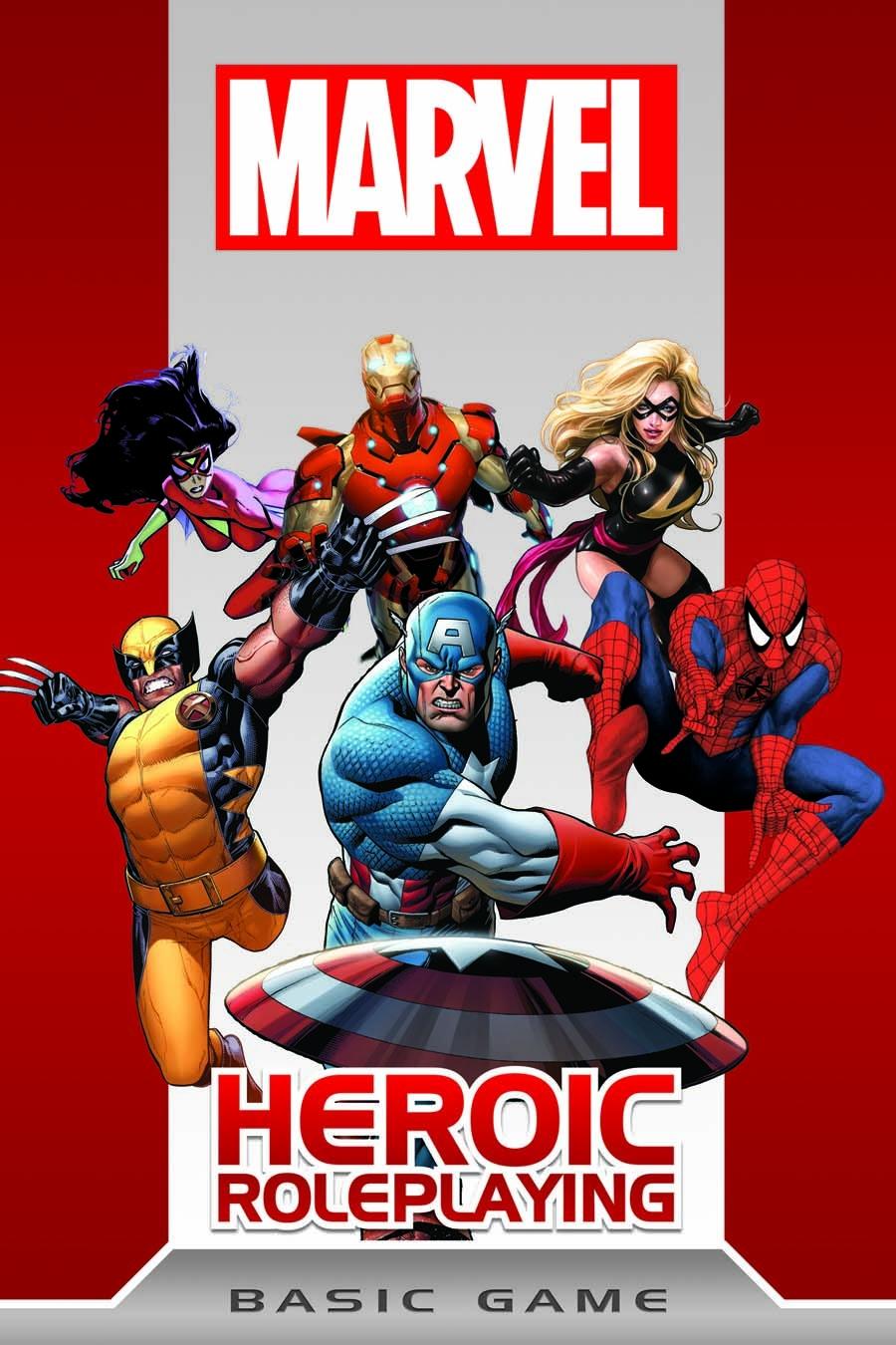 Marvel Heroic Roleplaying Game Pdf