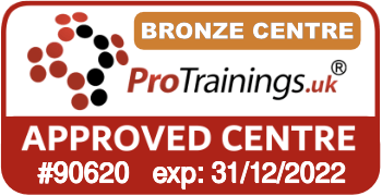 ProTrainings Approved Centre #90620