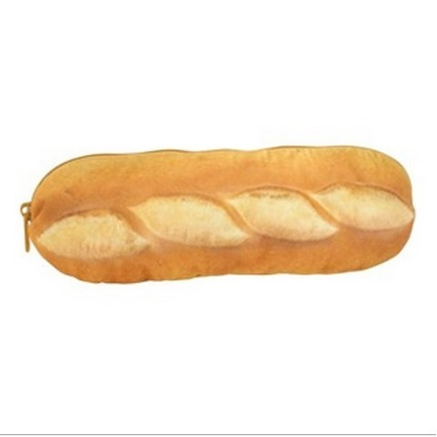 【パンポーチ】まるでパンみたいなポーチ(フランスパン)