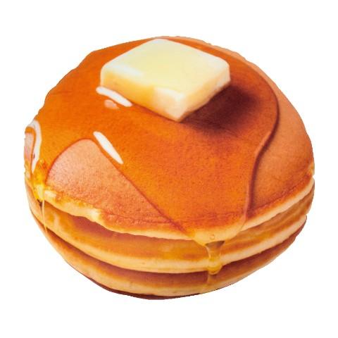 【ぬいぐるみ・ビーズクッション】デザートフロアクッション(パンケーキ)