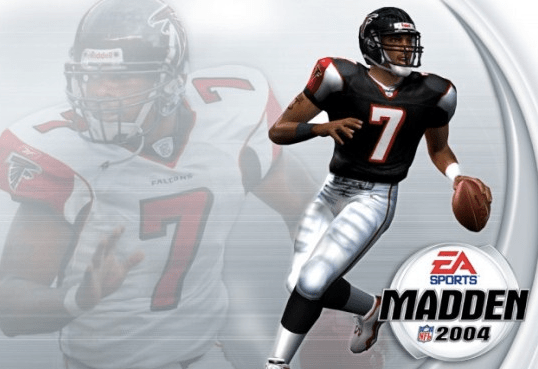 Image result for michael vick madden 2004