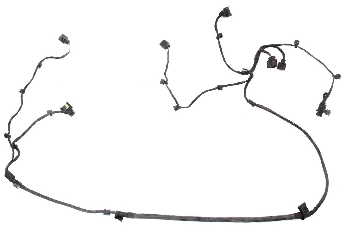 Front Bumper Wiring Harness 04 06 Vw Phaeton
