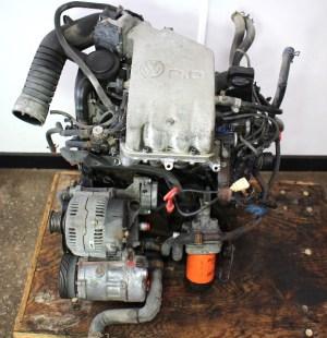 20 ABA Engine Motor Swap VW Jetta Golf GTI Cabrio MK1 MK2