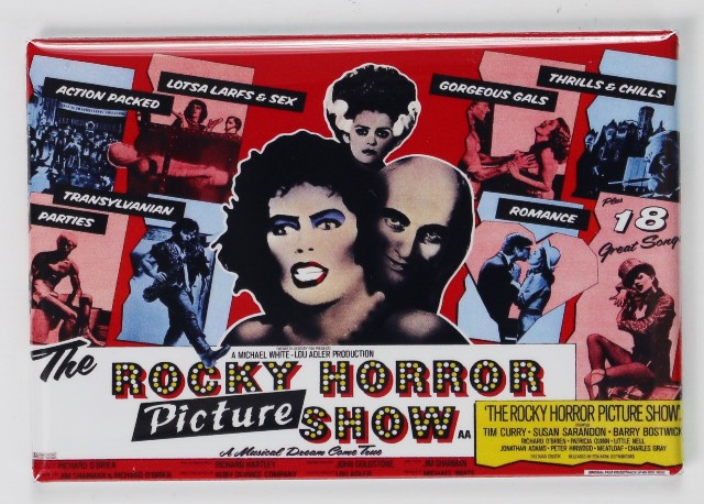 Image result for rocky horror picture show poster movie