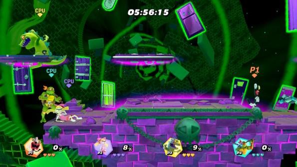 Test : Nickelodeon All-Star Brawl devrait-il vraiment être déprogrammé ? -  Gamekult