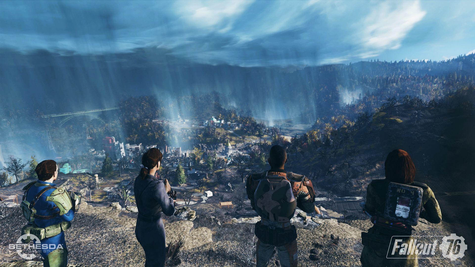 Bethesda cambiará las bolsas de Fallout 76 Special Edition