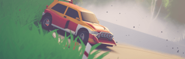 art of rally arrivera sur Switch cet été
