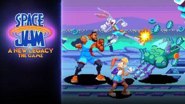 Space Jam 2 : le jeu vidéo et la manette bientôt disponibles