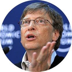 Famosi fallimenti Bill Gates