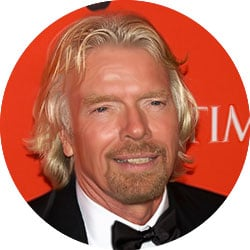 Famoso fallimento di Richard Branson
