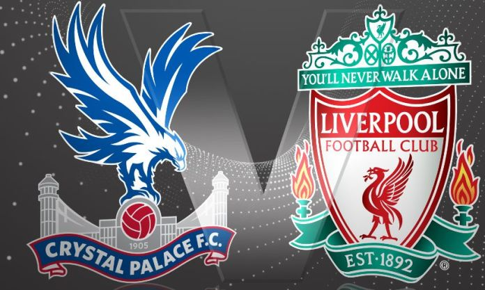 Image result for crystal palace liverpool