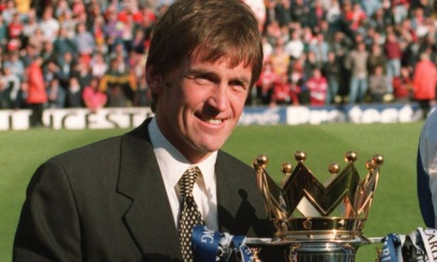 No.10. King Kenny wins the title at Anfield with Blackburn - Liverpool FC