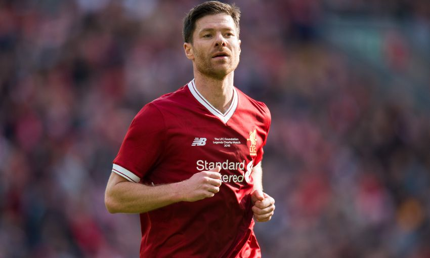 Xabi Alonso on 'special' Anfield return and a career in coaching - Liverpool FC