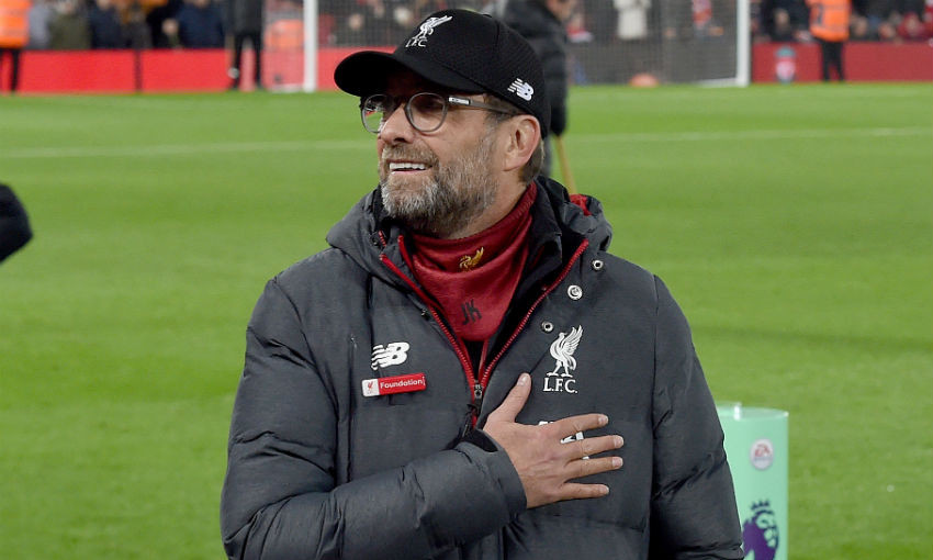 Liverpool Boss Klopp Rules Out January Transfer Exits