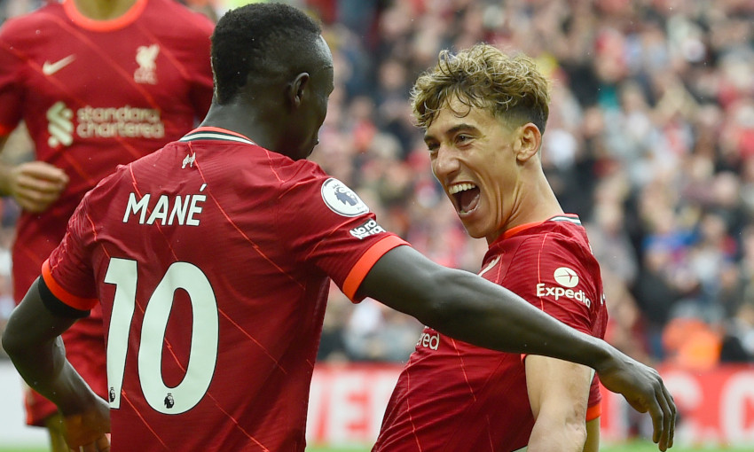 Free highlights: Liverpool 2-0 Burnley - Liverpool FC