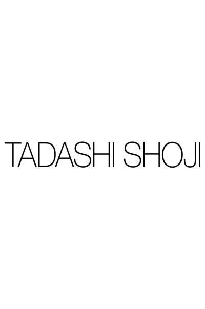 Tadashi Shoji - Elias Long-Sleeve Pintuck Dress