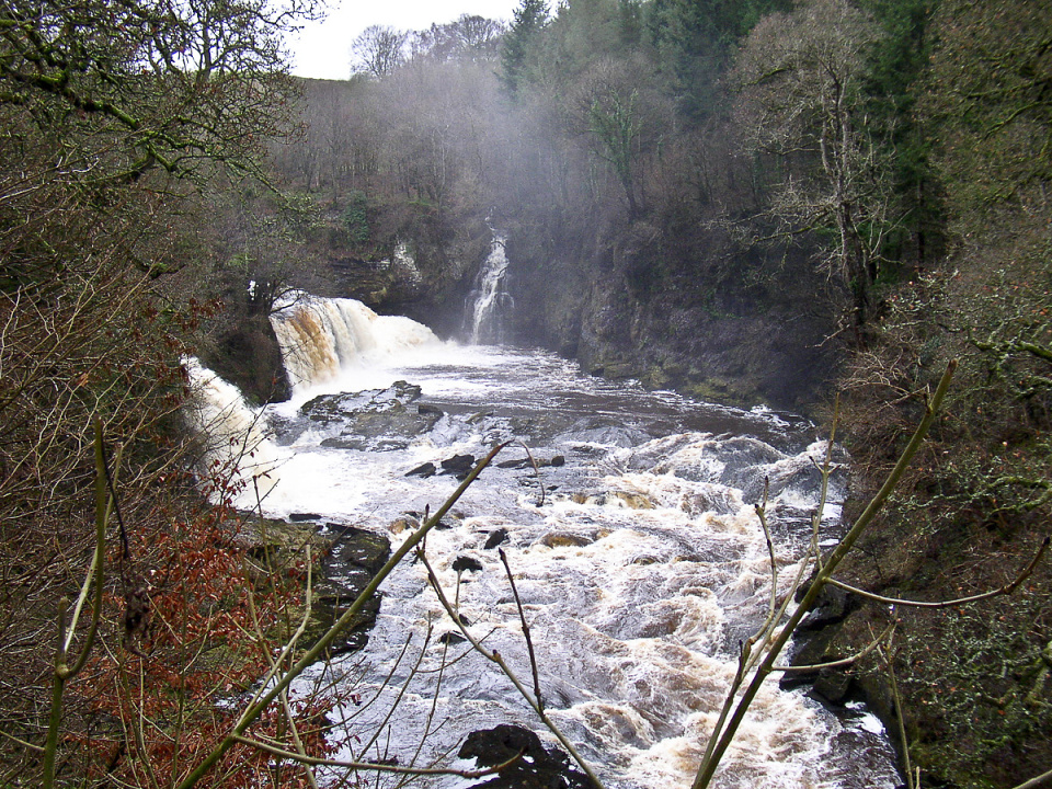 Falls of Clyde (backblip)