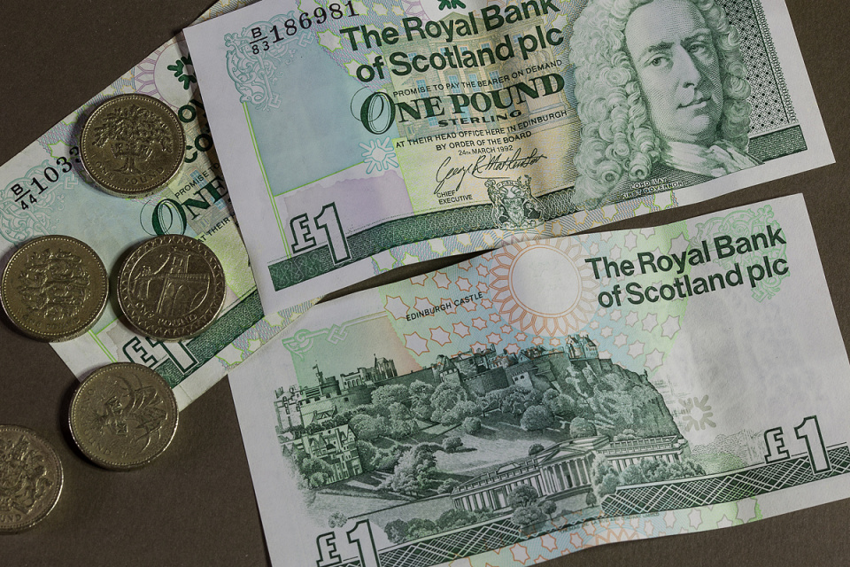 The Green Pound
