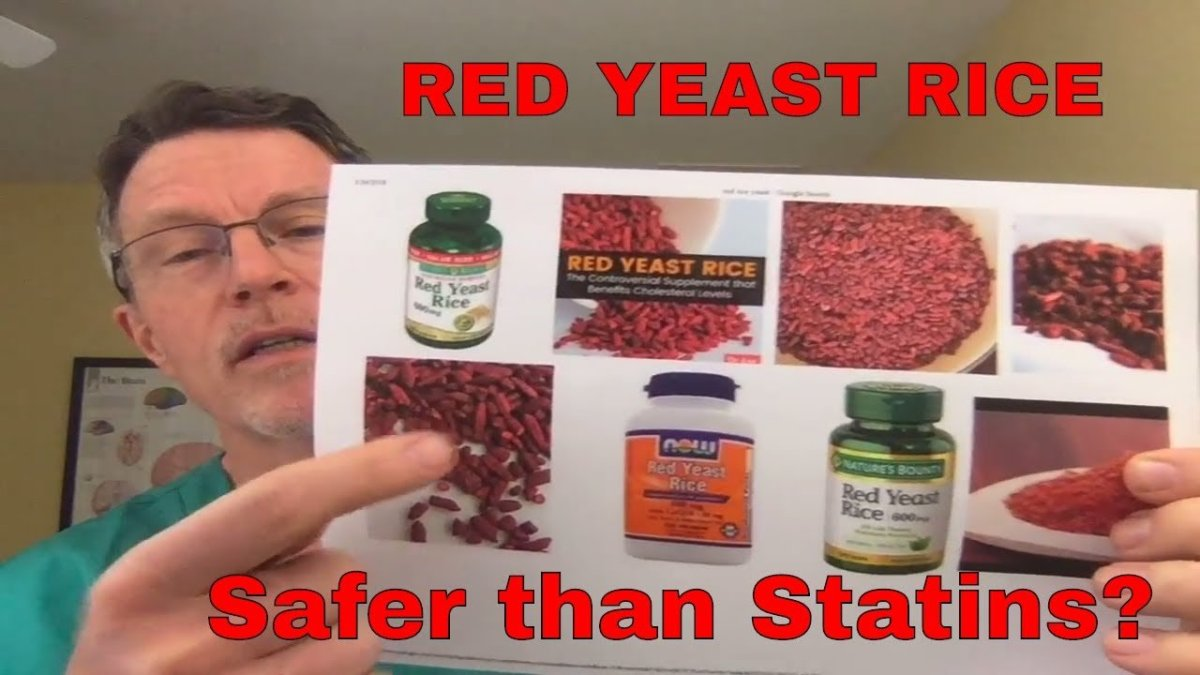Red Yeast Rice - Better than Statins? - FORD BREWER MD MPH