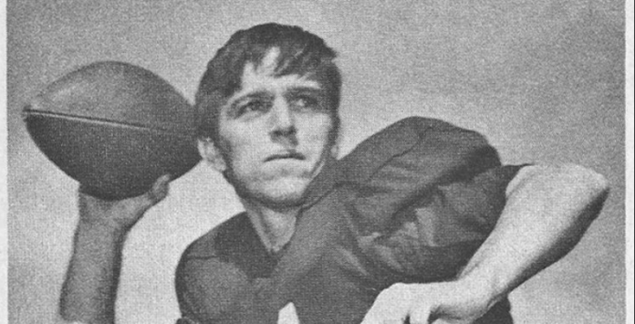 Former Arkansas quarterbacks
