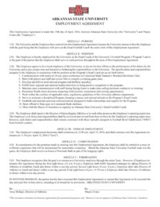 thumbnail of Thayer Evans contract