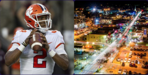 Kelly Bryant Arkansas