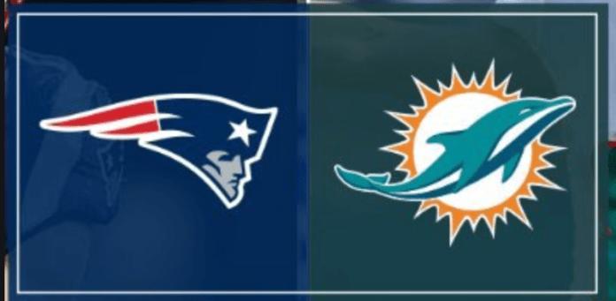 Patriots Dolphins