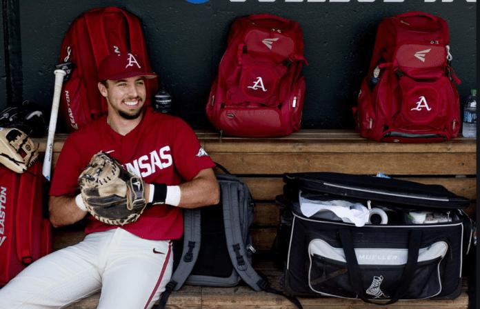 catcher's bag