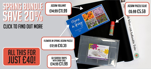 Save with our Jigsaw Puzzle Accessories Bundle - AllJigsawPuzzles co uk