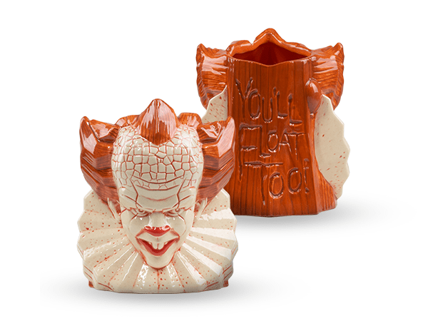 Pennywise Tiki orange