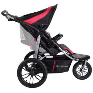 Baby Trend Navigator Lite Double Jogger Stroller Review