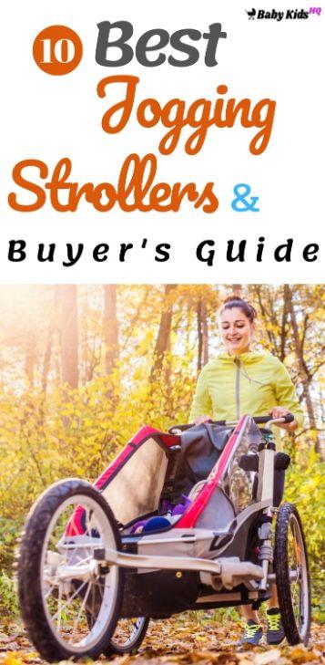 Best Jogging Stroller Review