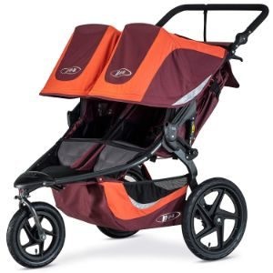 Best Double Jogging Stroller Review Buyer's Guide.