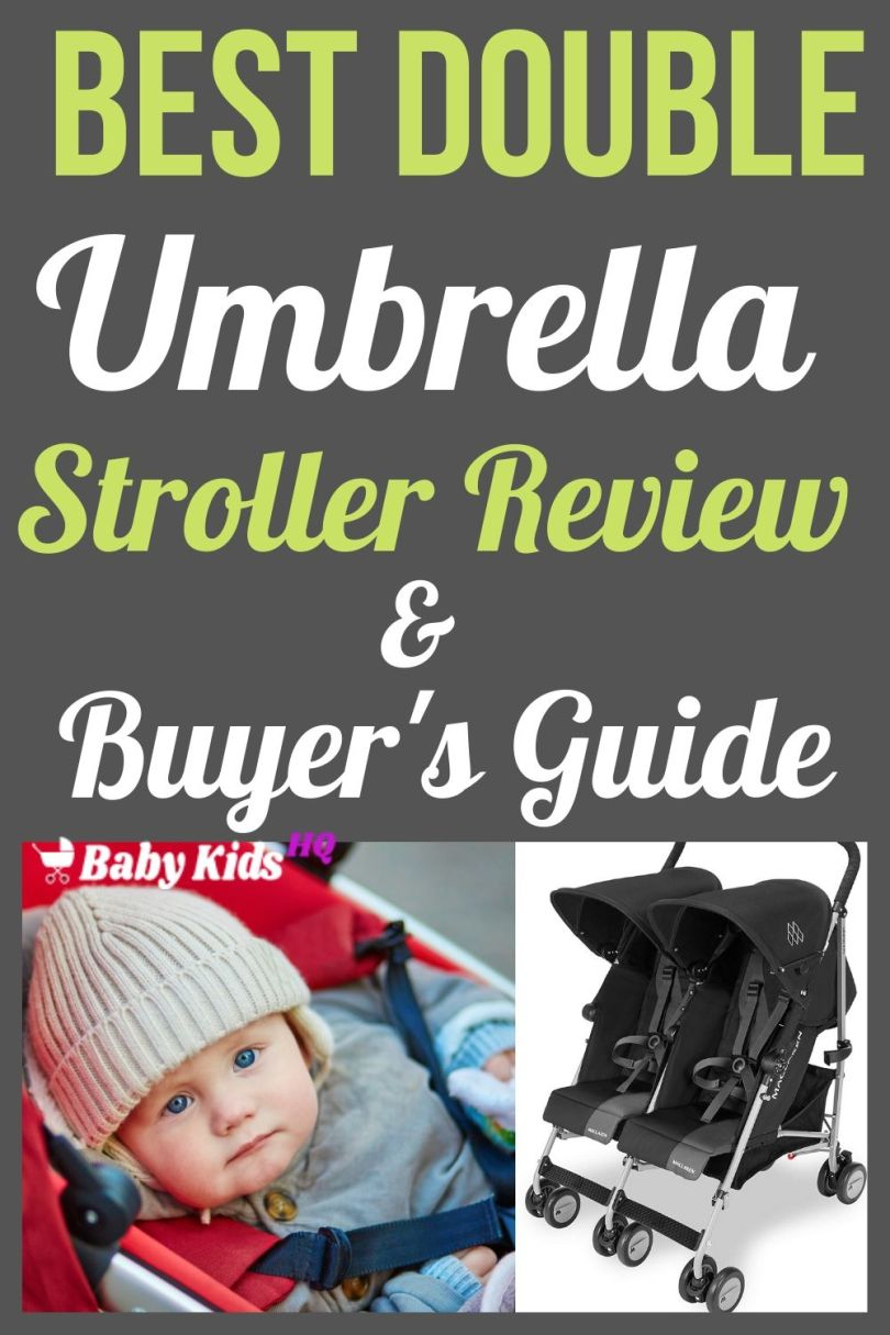 Best Double Umbrella Stroller Review & Buyer's Guide.