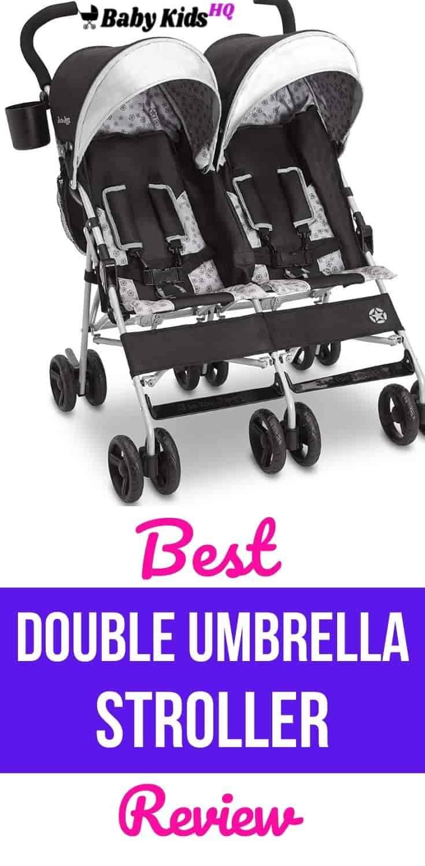Best Double Umbrella Stroller Review & Buyer's Guide. 20