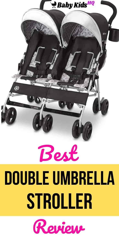 best_double_umbrella stroller