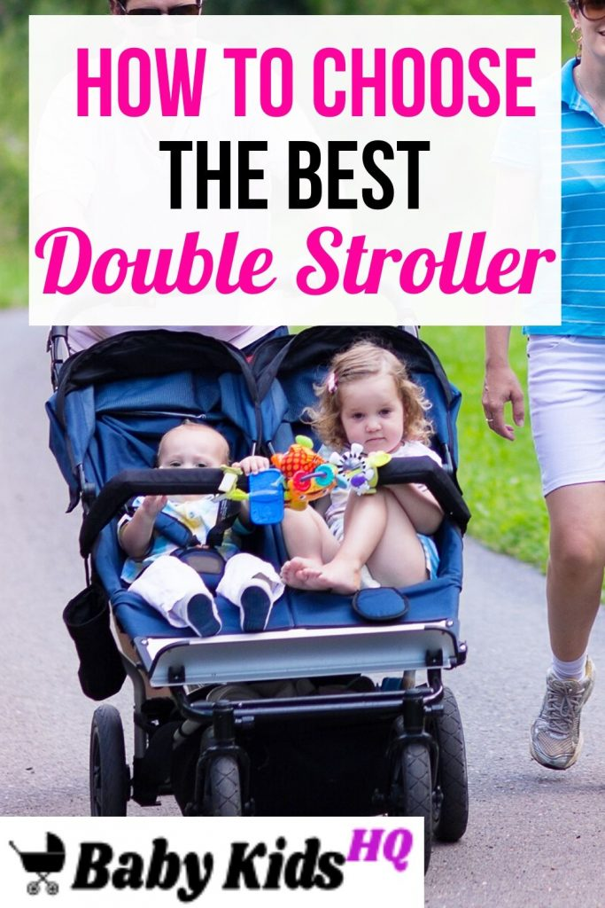 How to choose the Best Double Stroller