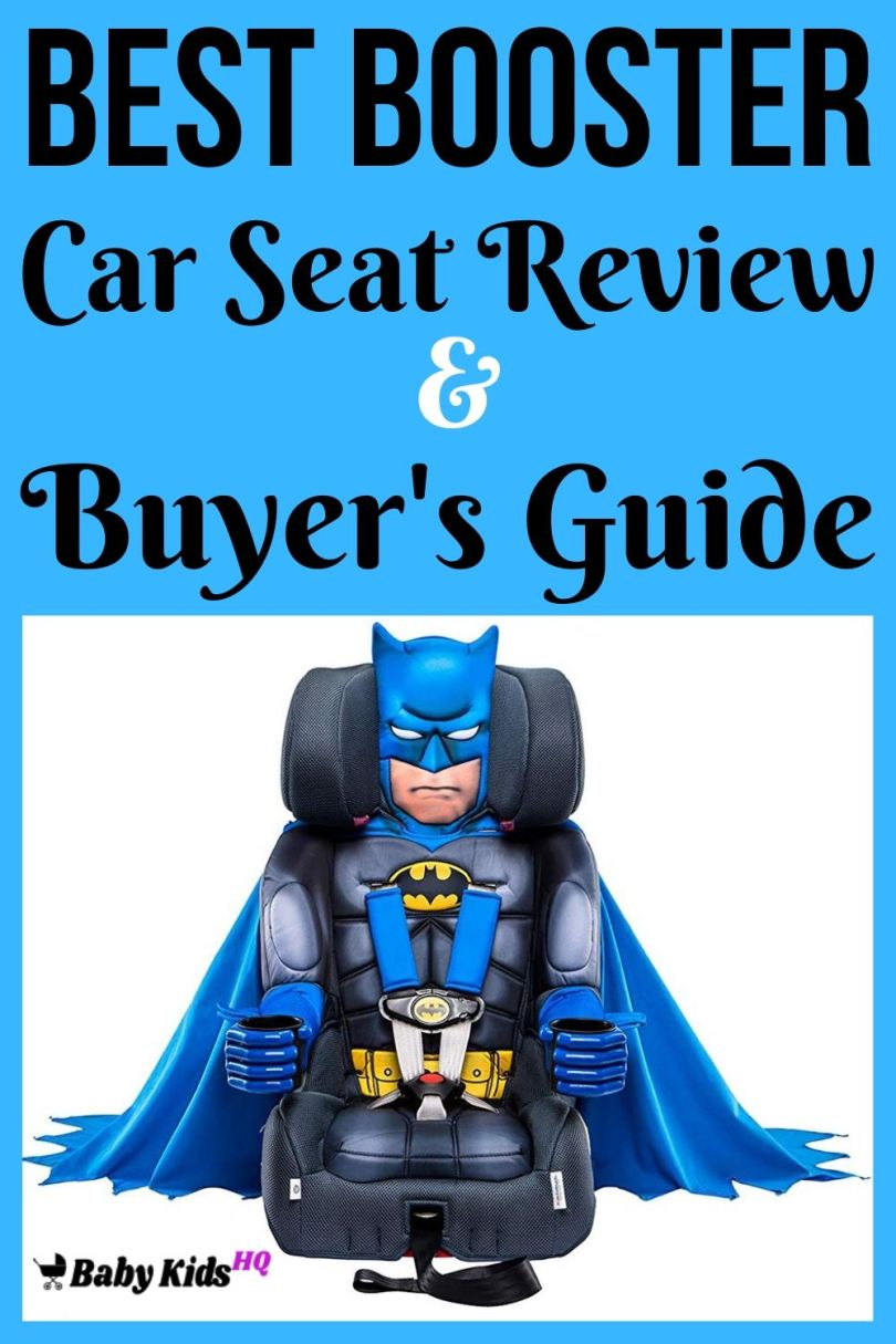 Best Booster Car Seat Review And Buyer's Guide.