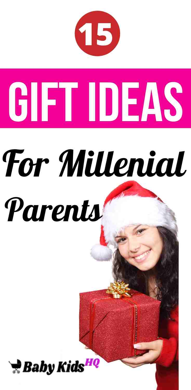 15 Gift Ideas For Millennial Parents 1