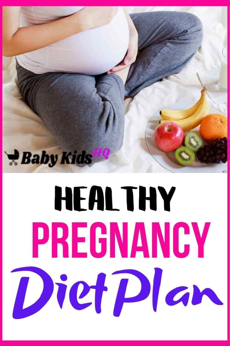 While feeling a human being inside you can be the most wonderful feeling, expecting a child can turn into an unpleasant experience if you don't have a healthy pregnancy diet plan.