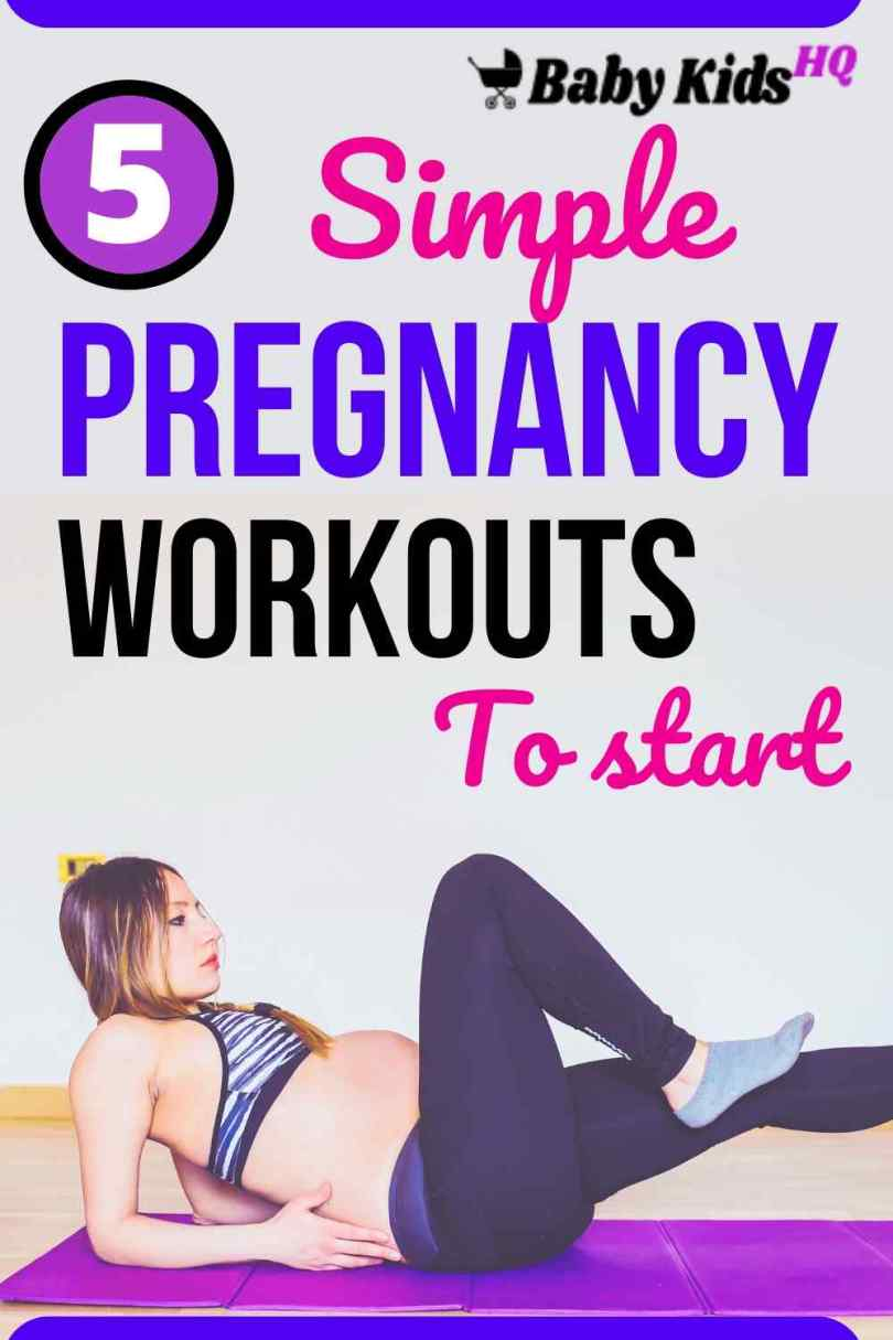 There are many pregnancy workouts that are floating around out there, but how can you decide which one is best for your body? Before you start working out, there are a lot of things that you should note such as the benefits, how to exercise properly as well as what exercise routines are going to work as well as the ones that won't.#newmomtips #newmom #pregnancytips #pregnancyworkout