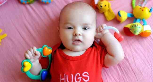7 Month Old Baby Development & Milestones