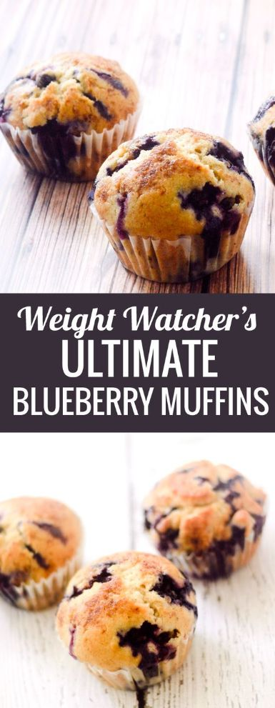 Ultimate Blueberry Muffins
