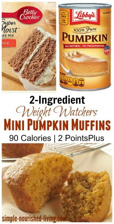 25 Best Weight Watchers Desserts with Smart Points 2