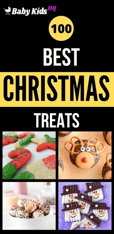 100 Best Christmas Treats 10