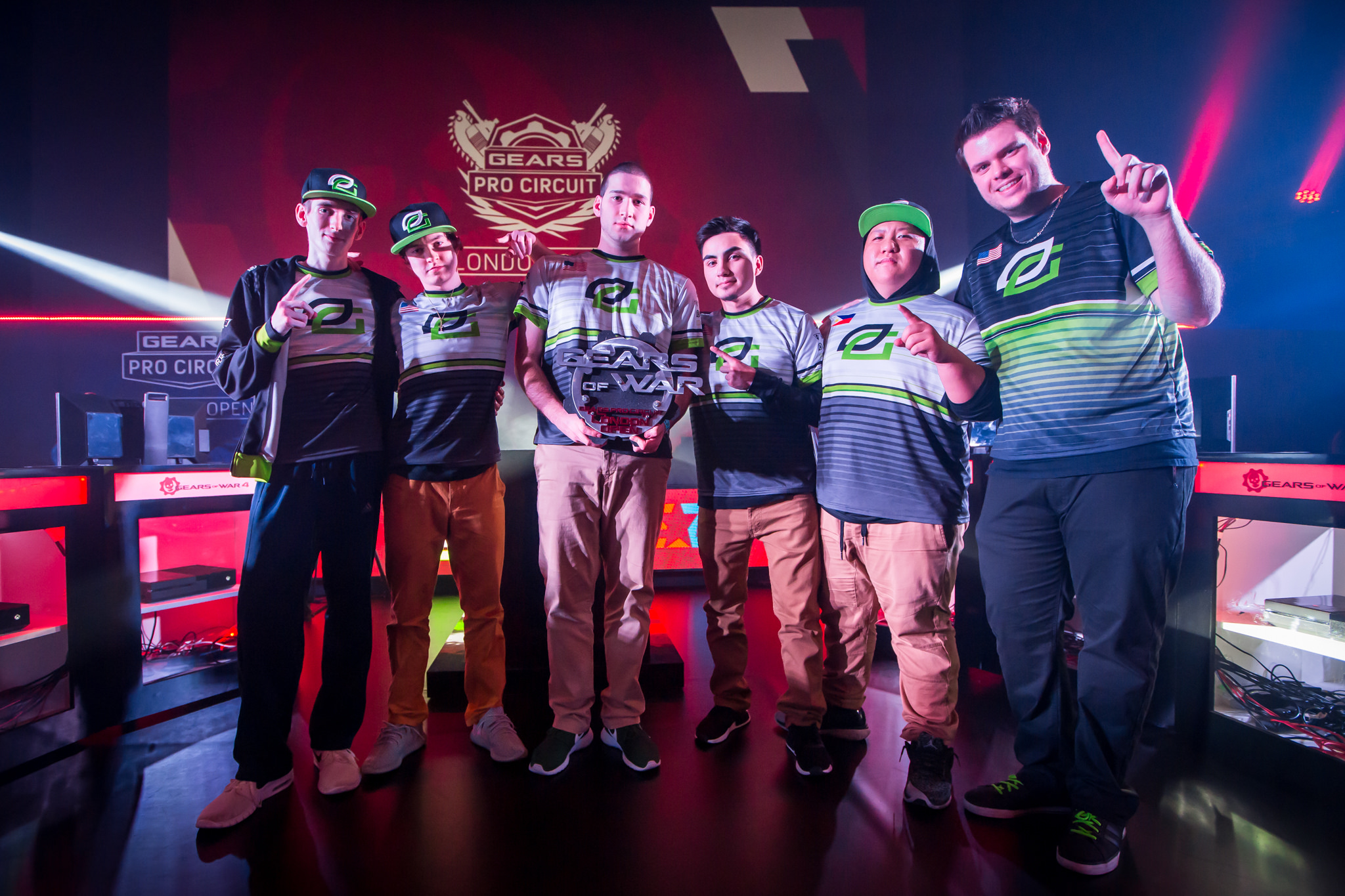 Gears Pro Circuit Mexico City Open Group A Preview